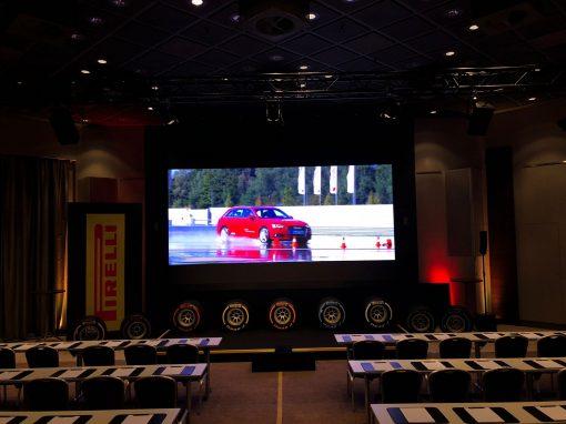 Showcase Pirelli